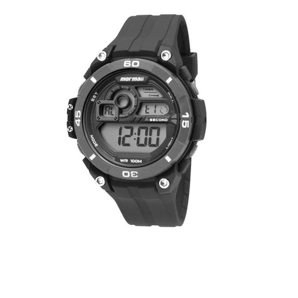 a308bbb7fcd50 Relógio Mormaii Masculino Preto Digital M02019 8P - fluiartejoias