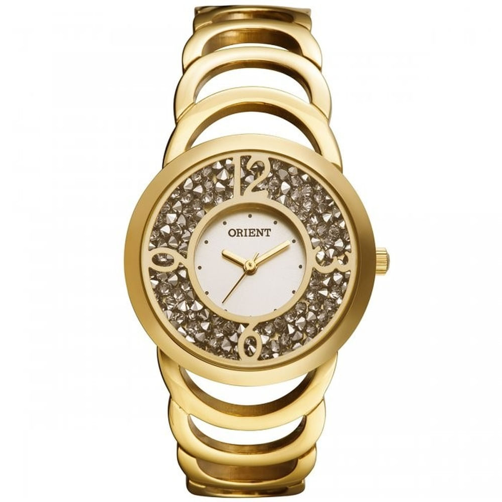 fa2e7b32f35fe Relógio Orient Feminino FGSS0035 S2KX - fluiartejoias