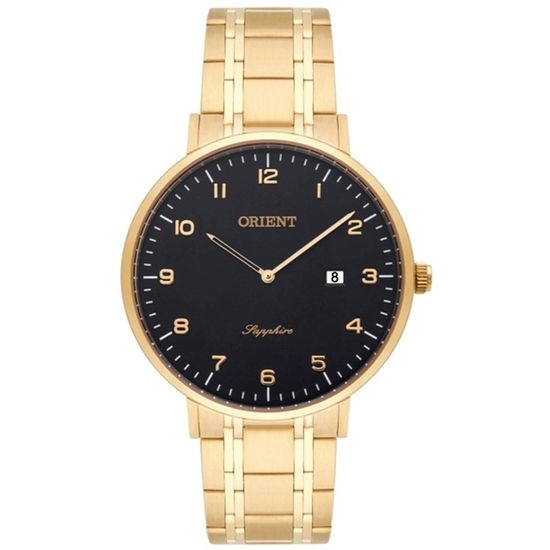 1dadd3216da Relógio Orient Masculino Slim MGSSS003 P2KX