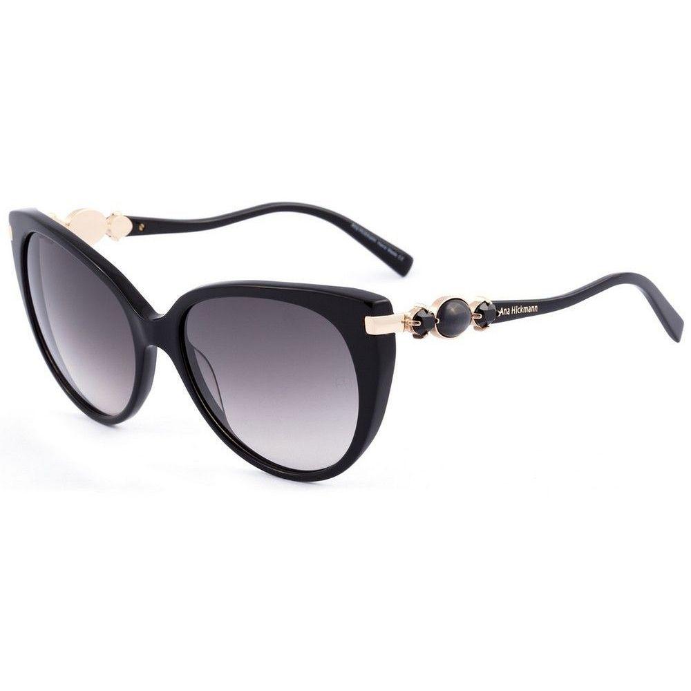 Óculos Ana Hickmann AH9192 A01 - fluiartejoias a6027dd9ee