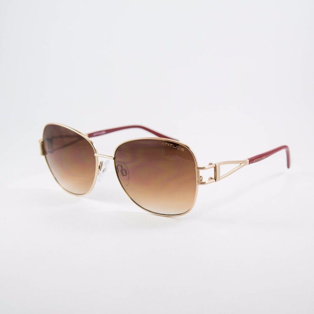 Óculos Atitude AT3131 04G - fluiartejoias a3f33566c0